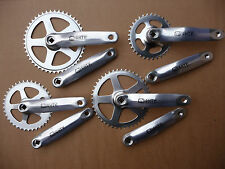 "Alloy Fixie Single Speed Chainset Crank Chainwheel Bicycle Fixie Road New 3/32"""
