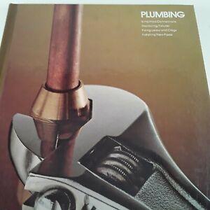 Time Life Books DIY Repair Home Improvement Hardcover, Plumbing