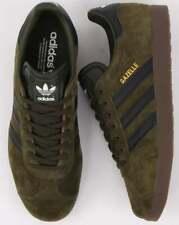 Adidas Gazelle - Night Olive & Black - BNIBWT