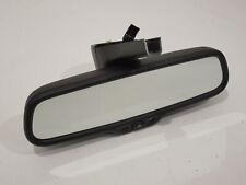 Audi A6 C6 A4 B8 Auto Dimming Rear View Mirror Black 8R0857511B
