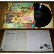 Xenakis / Penderecki – Akrata, Pithoprakta LP ORG US Avant Garde Contempory 68'