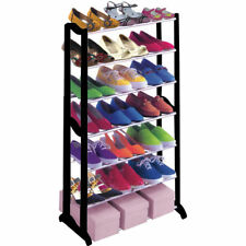 Narrow Space Shoe Rack Storage Tidy Organiser Porch Utility Room Lobby Hallway*