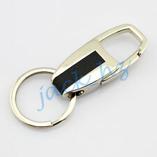 Key Chain Ring Keyring Keychain Case Holder Auto Vehicle Accessories