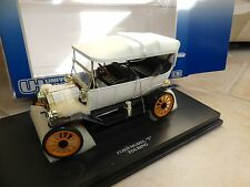 FORD MODEL T TOURING Blanc UNIVERSAL HOBBIES 1:18 Défaut