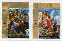 19472) UNITED NATIONS (Vienna) 2004 MNH** Nuovi** Human Rights
