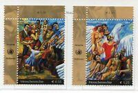19472) UNITED NATIONS (Vienna) 2004 MNH** Nuovi** Human Rights