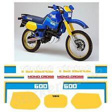 kit adesivi carena Tenerè XT600Z stickers compatibili xt tenere xt600 z 1VJ 1986