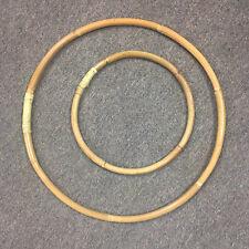 53cm RATTAN HOOP RING DreamCatcherRing/Florist/Macrame/Craft/DIY/WallArt/Wedding