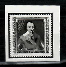 Photo Essay, Liechtenstein Sc748 Politician Georg Jenatsch (1596-1639).