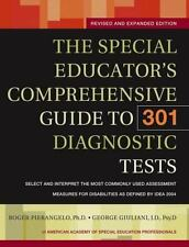 The Special Educator's Comprehensive Guide to 301 Diagnostic Tests by Roger.