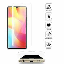 "Film Protection Écran Verre Trempé Bord Incurvé Xiaomi Mi Note 10 Lite 6.47"""