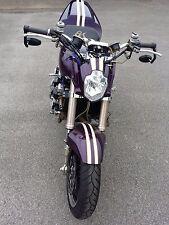 Motocicleta 22 mm Barra Final Espejos para Honda CBF CG 125 Cafe Racer Streetfighter