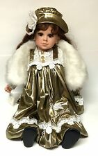 Lloyd Middleton Royal Vienna PEACE Sculpted Doll Cheri McAfooes #6/50 Signed