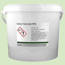 Calcium Hydroxide 98% 5Kg Including Delivery