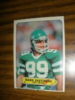 1983 Topps Sticker Insert  #13  Mark Gastineau New York Jets  NrMT