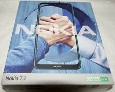 Nokia 7.2 - 128GB Charcoal Factory GSM Unlocked Single SIM Factory Sealed NEW