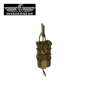 INVADERGEAR Single Fast MOLLE Pistolmagpouch Opentop Tactical Airsoft Army