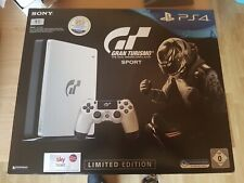 Sony PS4 Playstation 4 Gran Turismo Limited 1TB Slim Konsole Neu Versiegelt 4.55