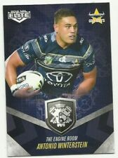 Single-Insert North Queensland Cowboys 2016 Season NRL & Rugby League Trading Cards