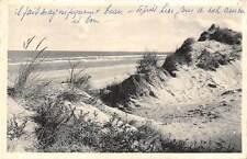 Belgium La dune, Ourlet de la Mer St Idesbald Zee en Zand