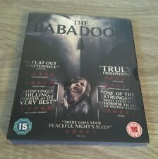 THE BABADOOK [Blu-Ray 2015] NEW AND SEALED XMAS GIFT PRESENT BNIW