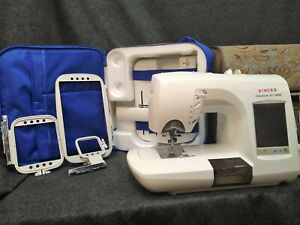 Singer Quantum XL-5000 Sewing and Embroidery Machine SHIPS FREE elehosp