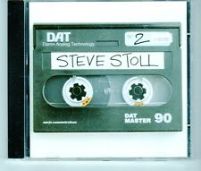 (HJ700) Steve Stoll, Damn Analog Technology - 1997 CD