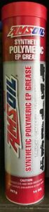 Amsoil Synthetic Polymeric Grease NLGI #2 Truck Chassis Equipment EP