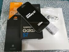 GALAXY s7 BOOST MOBILE 32GB CLEAN ESN ANDROID SMARTPHONE BLACK ONYX G930P