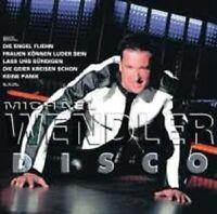 "MICHAEL WENDLER ""DISCO"" CD MIT VIDEOS NEU"