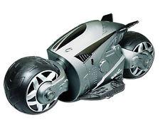 RC Motorrad (silber) Cyber Cycle (silver) NEU