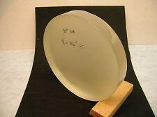 8-inch telescope mirror blank; PYREX borosilicate glass