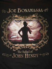 """Joe Bonomassa Ballad of John Henry� T-Shirt –Great Image(S)"