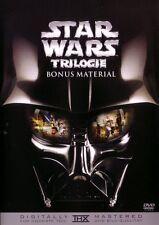 * DVD Bonusmaterial zu Star Wars Episode 4,5,6. *Krieg der Sterne* Neuwertig