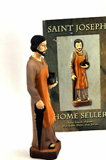 St Saint Joseph House Statue Figurine Home Seller Selling Kit (CS202)