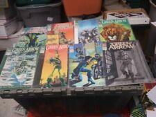 RX5012007 DC COMICS BOOK LOT OF 45 GREEN ARROW TITLES BOX 77 RX5012007