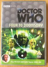 Doctor Who - Four To Doomsday - DVD