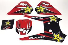 NEW Rockstar Honda Graphics XR 250R 1986-1995