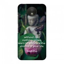 AMZER Snap on Case Buddha Quotes 4 HARD Protector Case Phone Cover Accessory