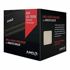 AMD A10-7890k 4.3ghz Turbo Quad Core 4mb Cache Radeon R7 Series Fm2 Plus 04