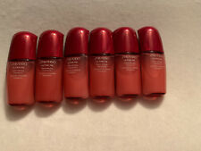 Shiseido Ultimune Power Infusing Concentrate Travel Size  6 X .33oz New