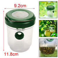 Solar Powered LED Outdoor Plastic Insect Catcher Flying Bee Mosquito Hornet Trap