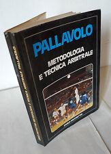 Facchettin,PALLAVOLO.Metodologia e tecnica arbitrale,1985[sport,manuale,arbitri