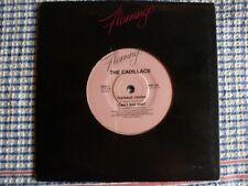 "THE CADILLACS ""Rare Aust Pressing EP"" 7""45 RPM Vinyl"