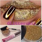 Purpurina para Labios Oro Pintalabios Suelto por glitterchic, Extra Glamour,