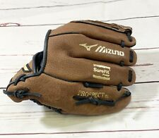 "Mizuno Youth Prospect LHT Baseball Glove 10"" Left Hand Throw Max Flex GPP1000Y1"
