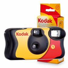 Kodak Fun Saver FunSave 800 ISO Film 27 Exp. Disposable Single Once Use Camera