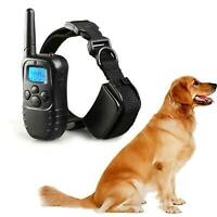 Dog Shock Collar With Remote Waterproof Electric For Large small Pet Training US