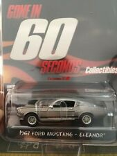 Greenlight Gone in Sixty Seconds 1967 Ford Mustang Eleanor Diecast Car Model