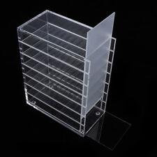 7 Tier Acrylic Eyelash Storage Organizer Box Makeup Eyelash Extension Holder